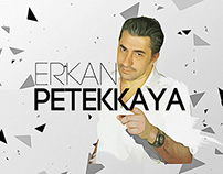 Erkan Petekkaya Website