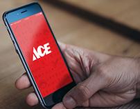 App Design for retail company UI/UX