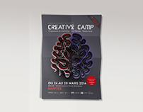 Poster - A3 - Creative camp 2014 - Samoa