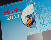 Nintendo Holiday Guide Book 2011