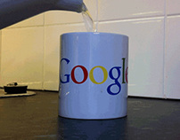 Google Mug of Tea - My First Animated Cinemagraph