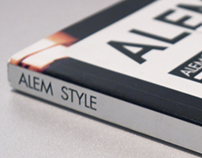 alem style vol.03 - editorial design