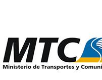 """Campaña """"Si tomas no manejes"""" MTC"""