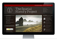 Stanford - Spatial History Project Website