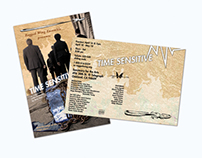 Time Sensitive postcard
