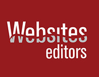 Identidad Coporativa de Websites editors