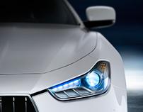 Maserati Ghibli Web Special