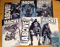 From Above Comic Book