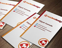 Nucleo Design - Business Card