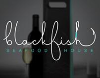 Blackfish Seafood House Branding