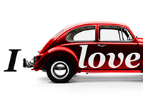 VW BEETLE - I love my Beetle