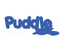 Puddle - Logo Design