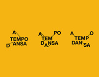 A Tempo Dansa Logotype, identity and web design