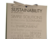 Sustainability | Invitation
