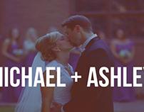 MICHAEL + ASHLEY