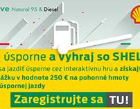 Shell advertisment banner