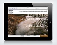 Fondation François Sommer website
