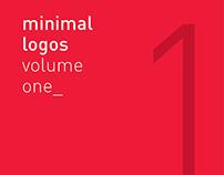 Minimal Logos - Volume 1