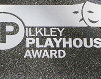 Ilkley Playhouse Trophy Logo