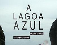 Poster: A Lagoa Azul (versão)