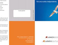 Campagna pubblicitaria Unica Sim - Unica Mutui