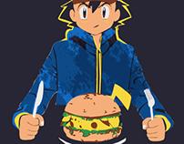 Pika Burger