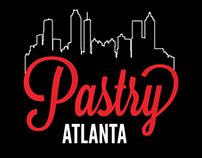 Pastry Atlanta Logo Design