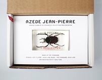 Azede Jean-Pierre SS14 Presentation Invite