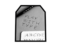 Play with type