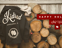 Kidrad Apparel, Holiday 2012 Ad