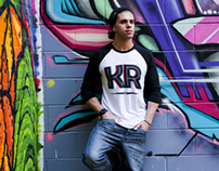 Kidrad Apparel Company, Spring Lookbook 2013