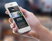 Omega Signs Mobile Website