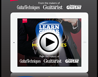 Learn Guitar Now - iPad lessons