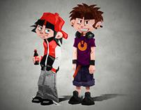 Max & Jacob
