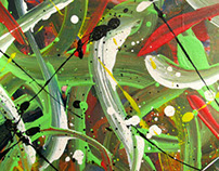 Iman D. Abstrato The Green 2013