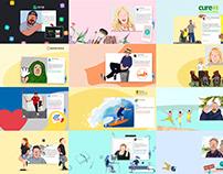 Blog Posts Illustrations
