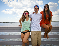 Kidrad Apparel Company, Summer Lookbook 2013