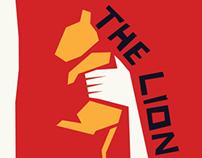 Saul Bass Lion King Poster