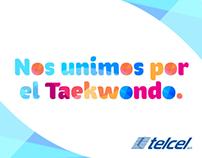 TELCEL /Mundial de Taekwondo 2013