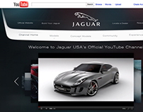 Jaguar YouTube Channel