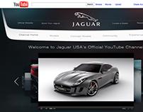 Jaguar YouTube Channel