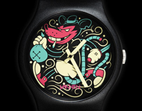 Rat Basterd Watch