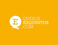 Quesos Exquisitos Website