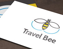 Logo Travel Bee