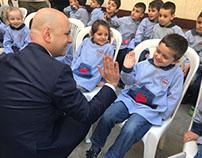 Media Tour Lebanese Minister of Public Health