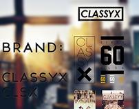 Brand: Classyx / CLSX