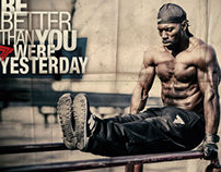 Athletes Posters / Motivation Graphics