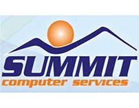 Summit Computer Services - Branding