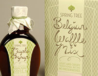 Spring Tree Maple Syrup