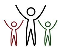 Logo for Black Men United To Build Better Communities